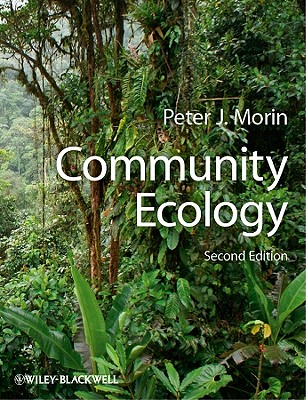 Community Ecology By Morin, P.
